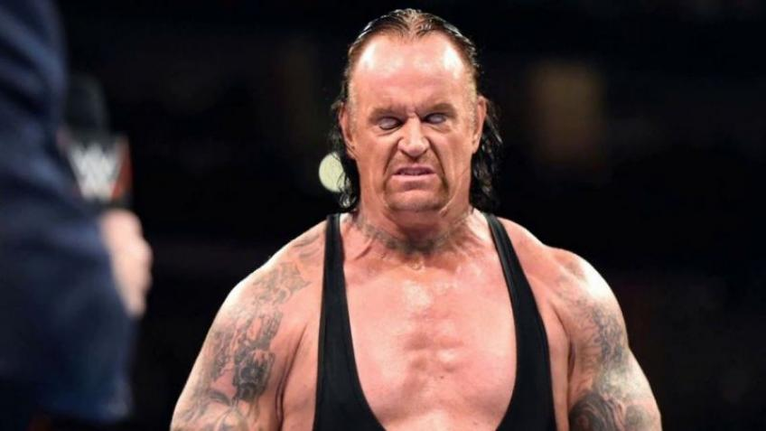 The Undertaker reveals his Mount Rushmore of wrestling
