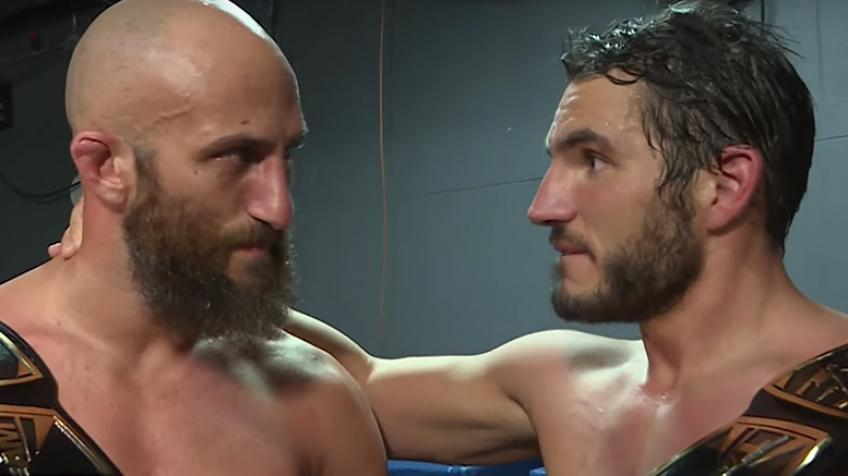 Is DIY Back Together in NXT?