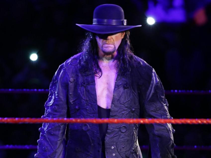 The Undertaker comments on being left off the WrestleMania 35 card