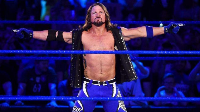 AJ Styles plans for the future