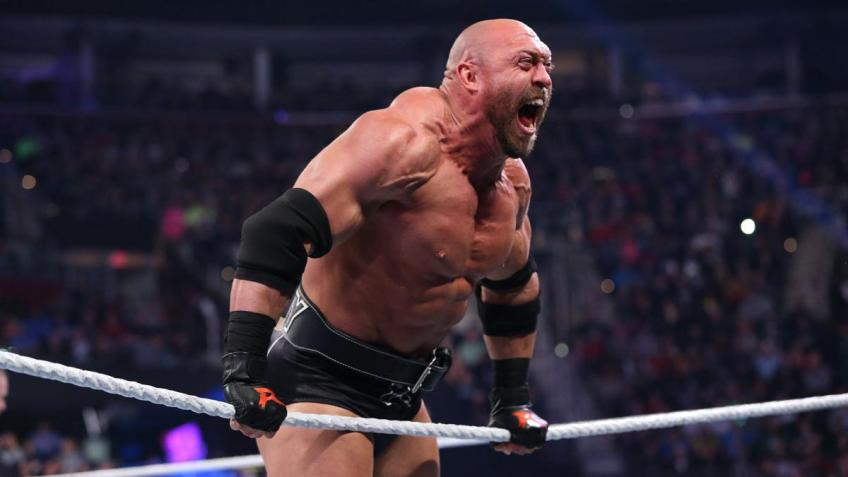 Ryback discusses AEW potentially surpassing WWE in ratings