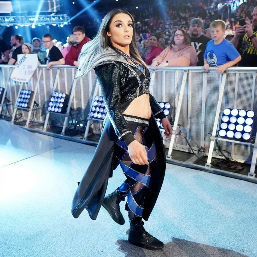 Former WWE Wrestler Deonna Purrazzo on Nearly Quitting Before Debut