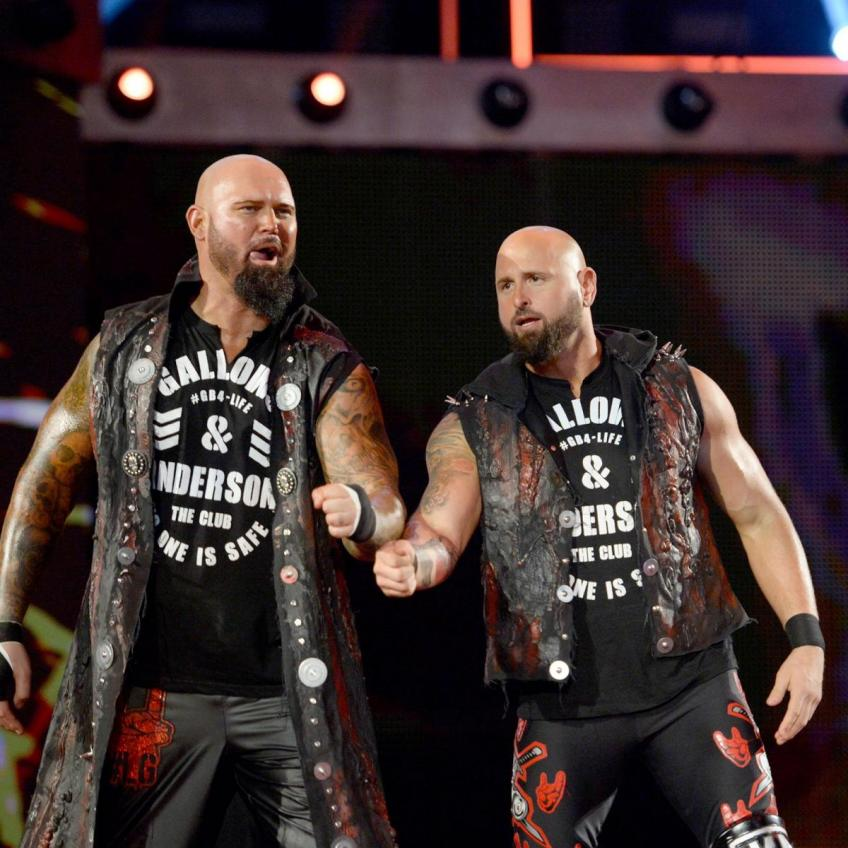 Ex-WWE Stars Luke Gallows And Karl Anderson to Debut at Impact Wrestling?