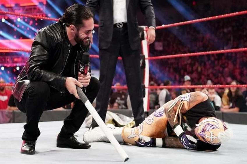 WWE changed plans for Rey Mysterio and Dominick