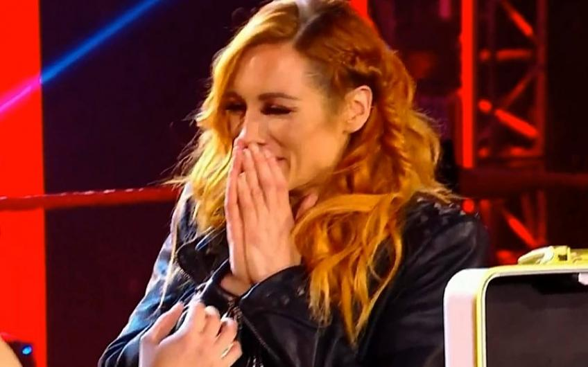 Becky Lynch discusses her pregnancy