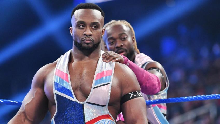 WWE Star Big E on the Speaking Out Movement