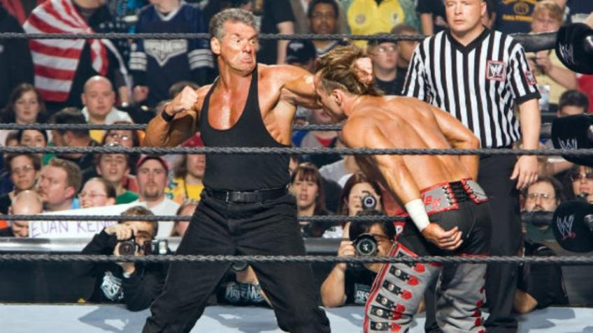Vince McMahon sees Matt Riddle as a young Shawn Michaels
