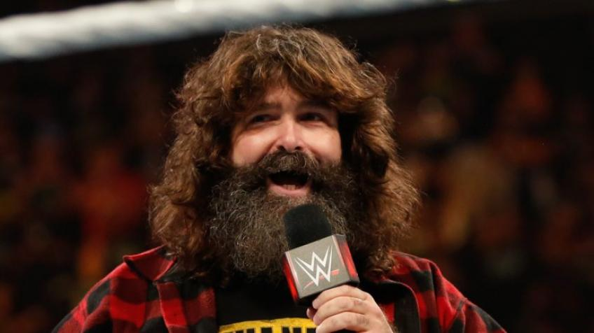 Mick Foley discusses how he was not supposed to become WWE star