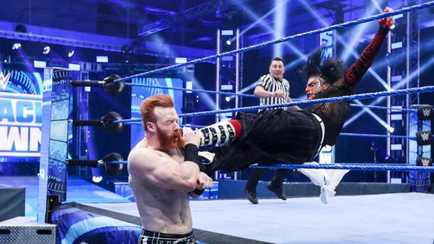 Sheamus discusses the fan reaction to his feud with Jeff Hardy