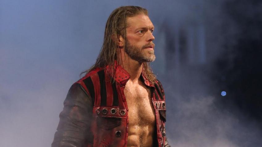 Edge comments on returning at the Royal Rumble