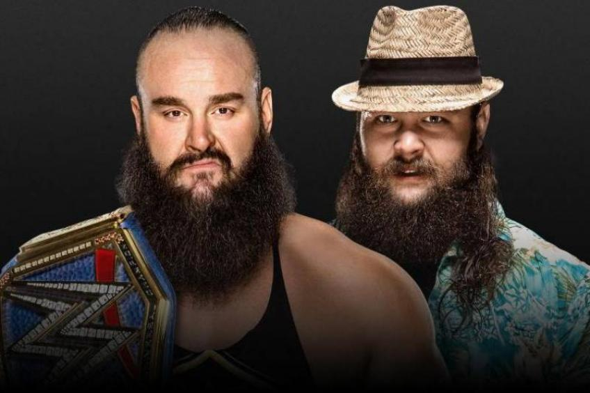 *Spoiler* Bray Wyatt outlasts Braun Strowman at Extreme Rules