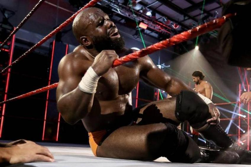 Apollo Crews has reportedly tested positive for virus