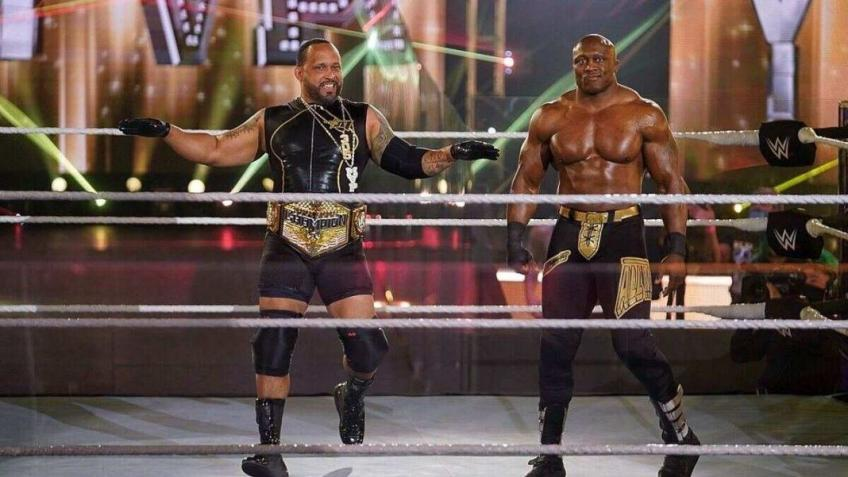 *Spoiler* What's next for Bobby Lashley?