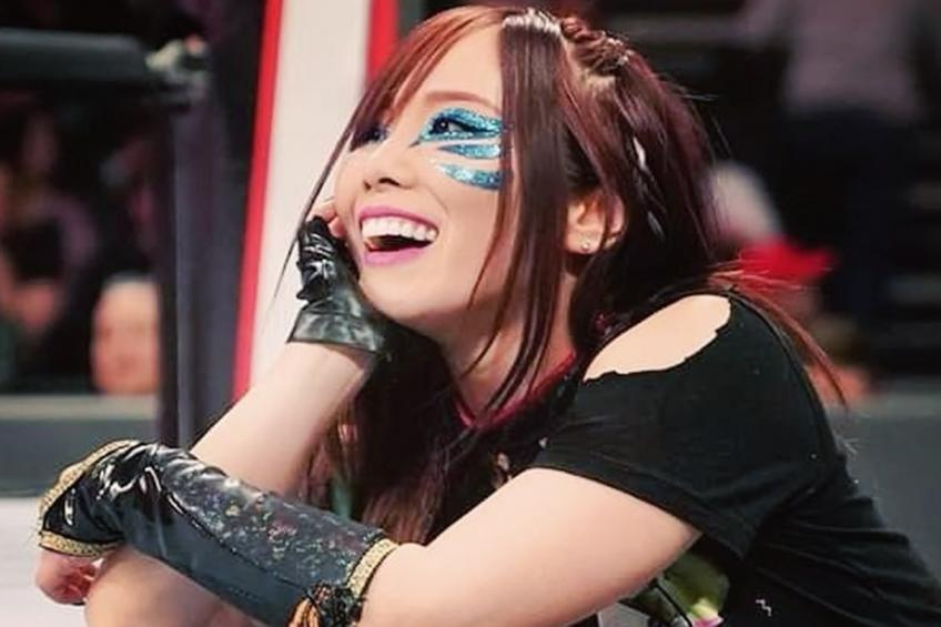 WWE pitching ideas to keep Kairi Sane under contract