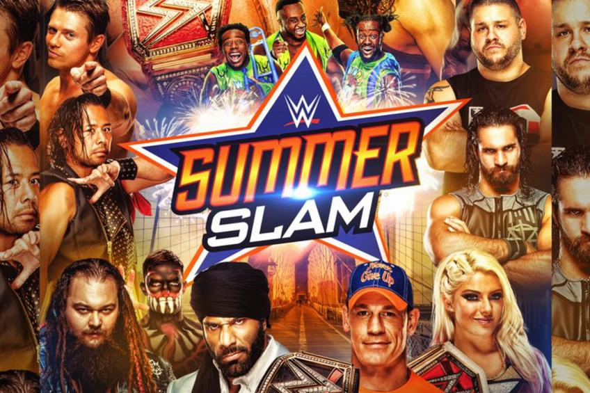 WWE Makes SummerSlam Location Announcement
