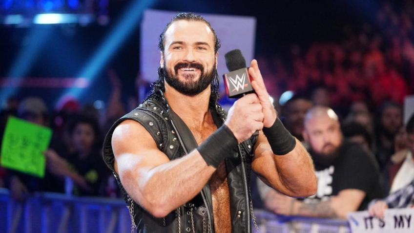 Drew McIntyre discusses becoming the first-ever British WWE Champion