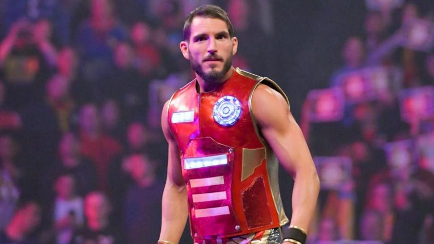 Johnny Gargano discusses his current role in NXT