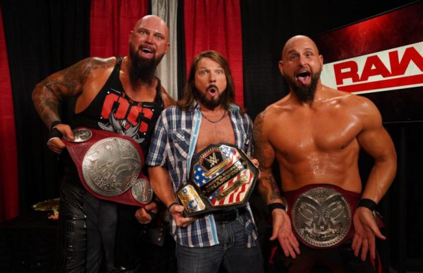 Former WWE Star Luke Gallows on Speaking to AJ Styles after WWE Release