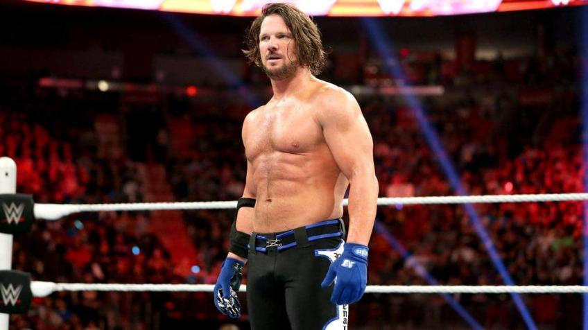 AJ Styles talks WWE SummerSlam possibly being outside