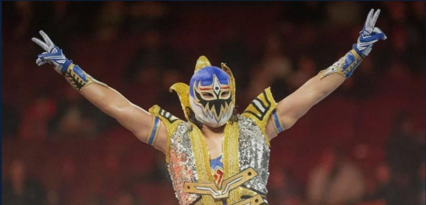 Reason why Gran Metalik was booked in IC title match