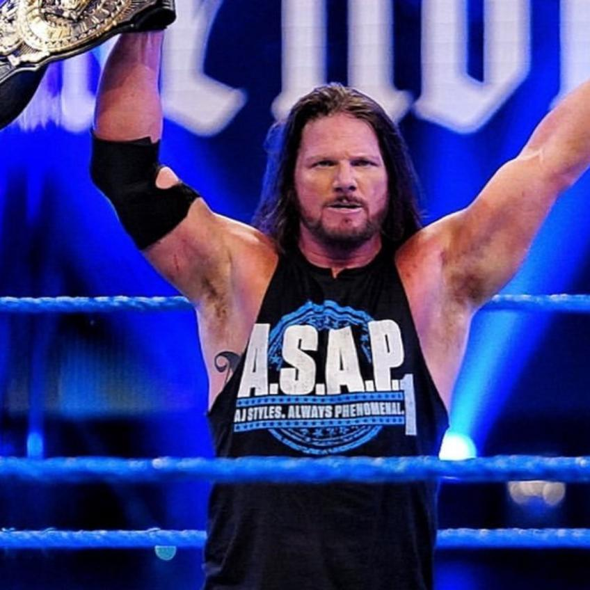 AJ Styles on Gallows and Anderson Recent Impact Wrestling Comments