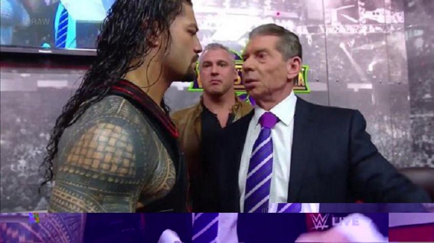 Roman Reigns pushed to work with released superstars