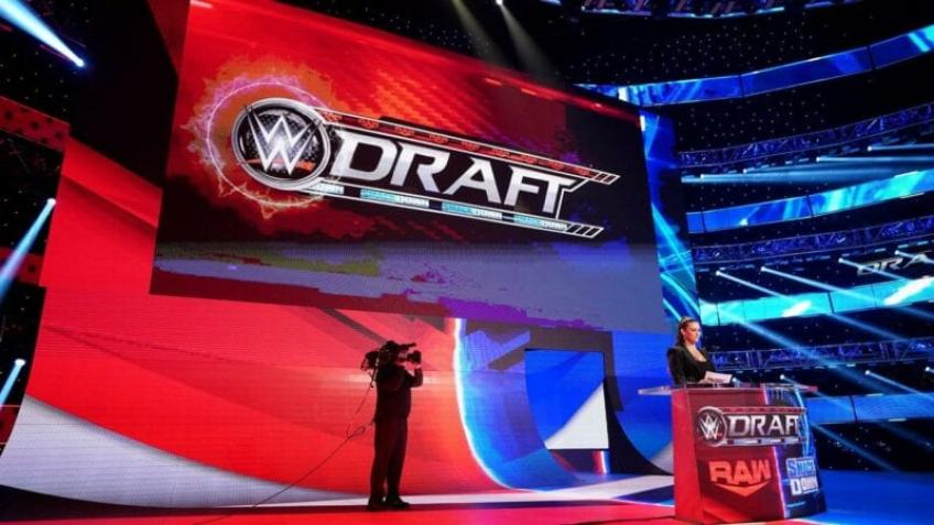 Update on plans for the WWE Draft
