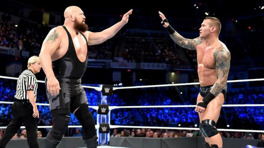 Big Show discusses how he approached his match with Randy Orton