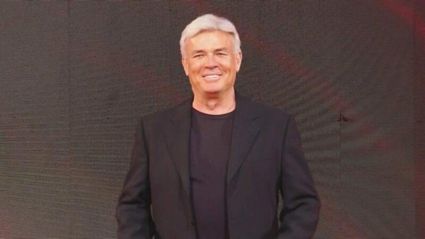 Eric Bischoff on AEW's backstage environment