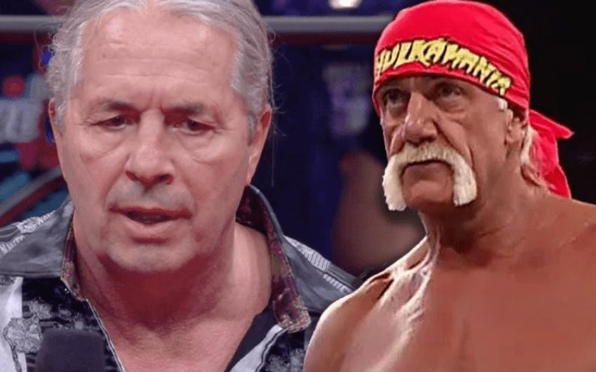 Bret Hart discusses his experiences working with Hulk Hogan
