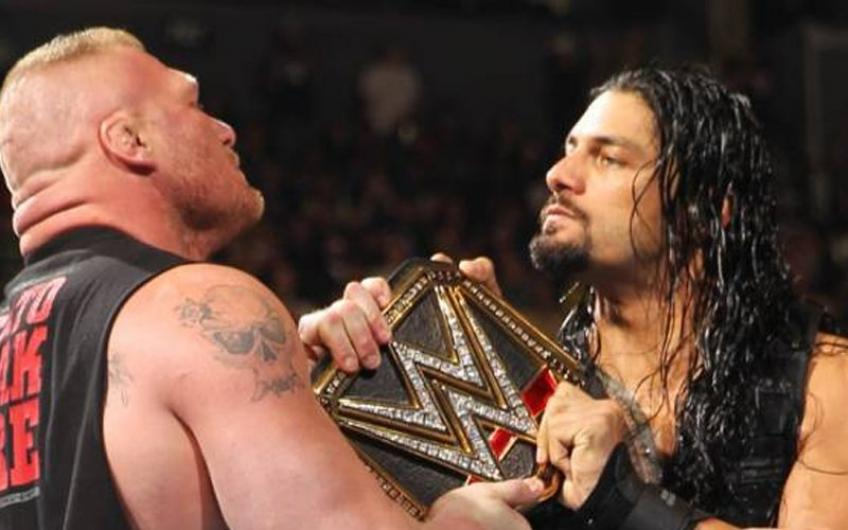Speculation on Roman Reigns and Brock Lesnar return