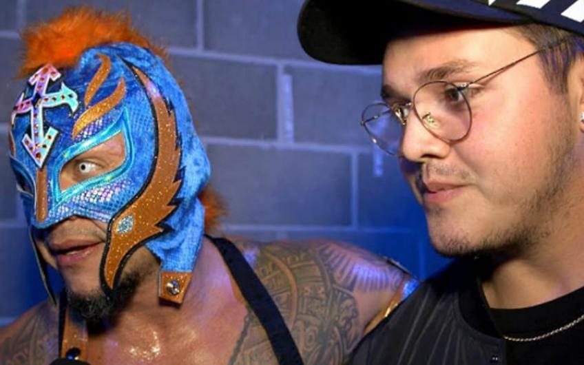 Dominik Mysterio could wrestle as 'Prince Mysterio' in WWE