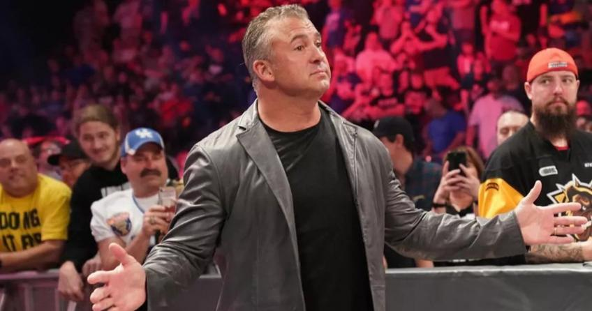 Shane McMahon Possibly Replacing Bruce Prichard