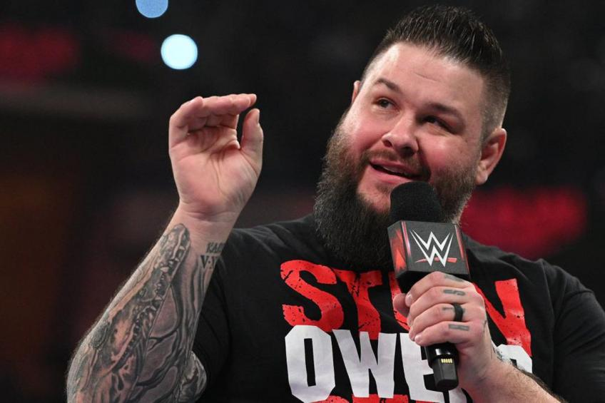 What's next for Kevin Owens?