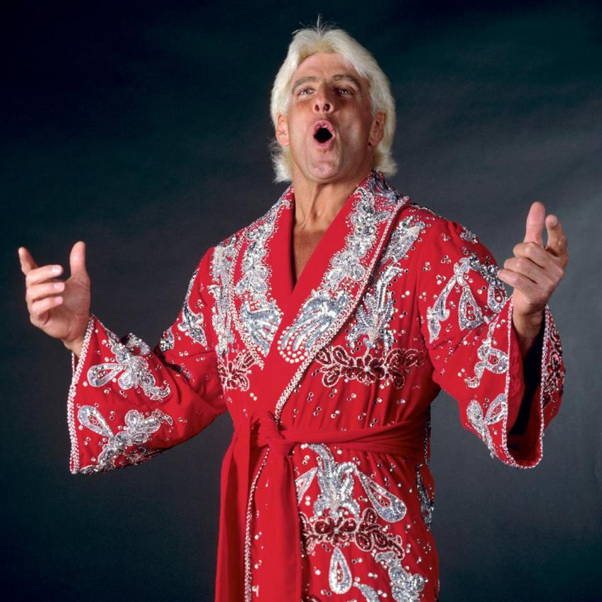 WWE Legend Ric Flair on His Favorite WrestleMania Match