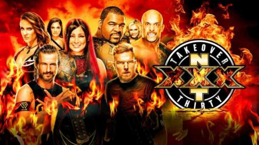 *Spoiler* NXT TakeOver XXX results: winners, recap and notes