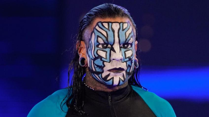 Jeff Hardy on WWE Using Personal Issues in Storylines