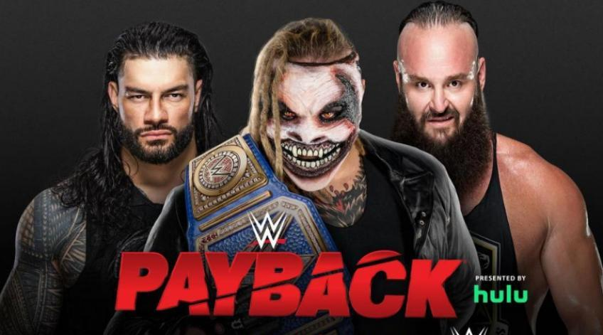 *Spoiler* Roman Reigns wins Universal Title at WWE Payback