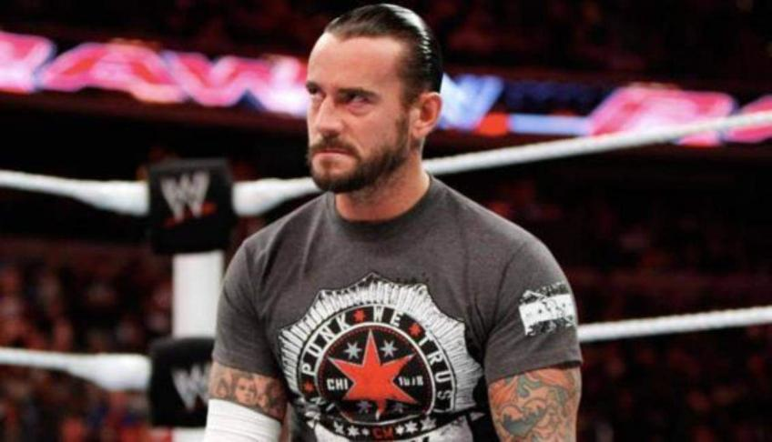 WWE almost debuted CM Punk with female partner
