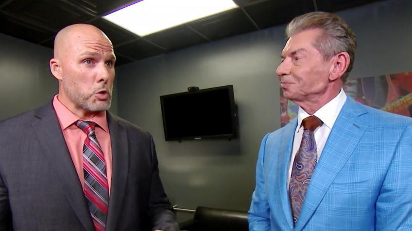 Adam Pearce talks stress of working with Vince McMahon