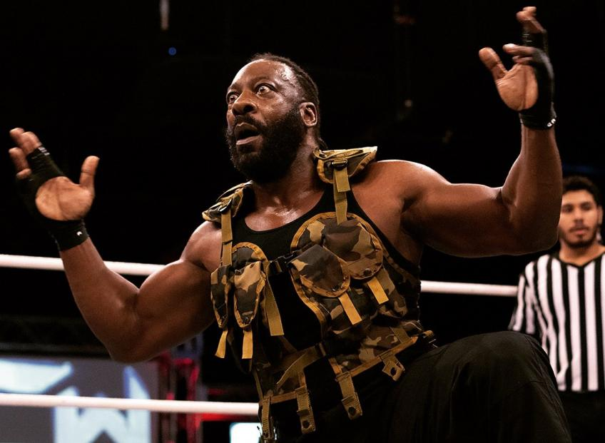 Booker T reflects on his match with Triple H at WrestleMania 19