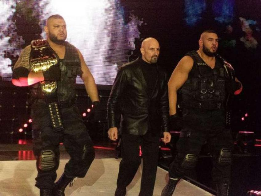 Internal opinion of WWE releasing Authors of Pain (AOP)