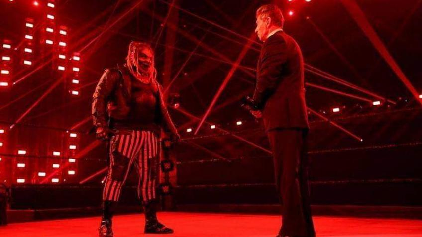 Possible storyline plans for The Fiend and Vince McMahon