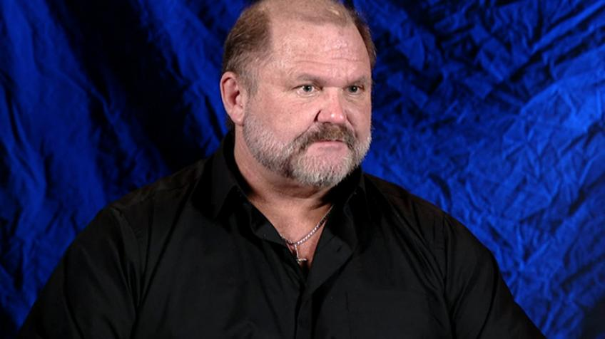 Arn Anderson reveals his Mount Rushmore of wrestling belts