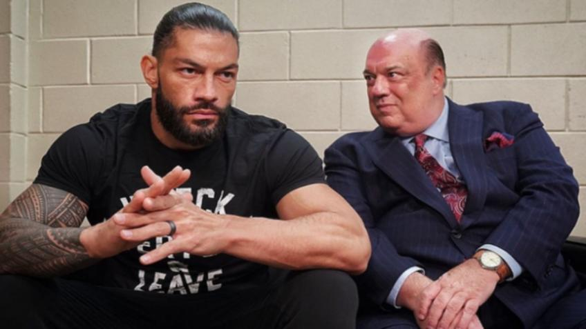 Difference in Paul Heyman's role with Roman Reigns compared to Brock Lesnar revealed