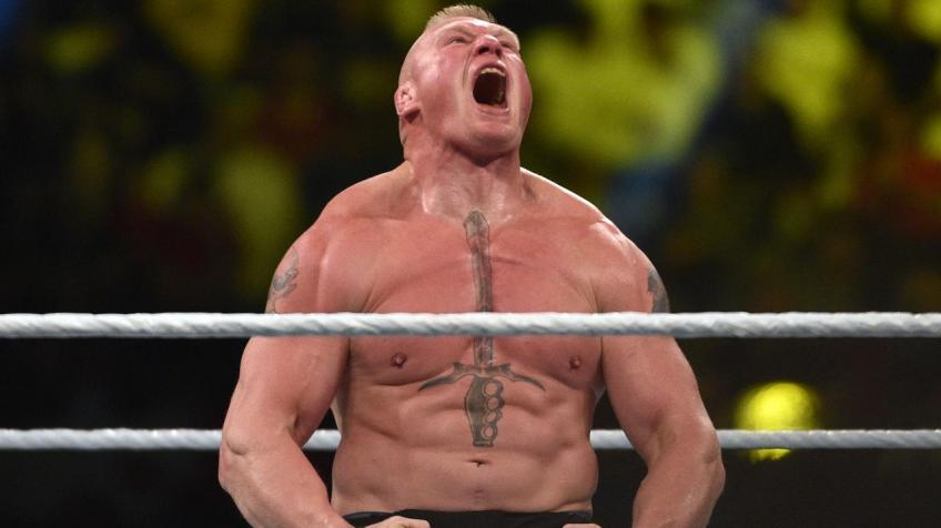 Chris Jericho discusses the Brock Lesnar-to-AEW rumors