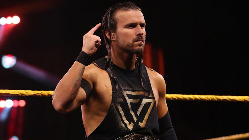Adam Cole on Being Compared to Finn Balor