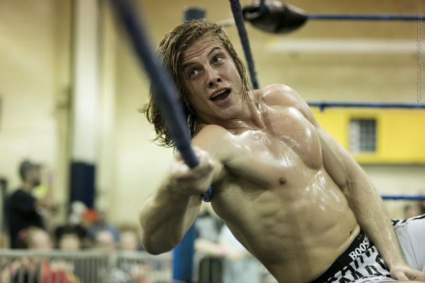Matt Riddle Talks About His Love for Wrestling