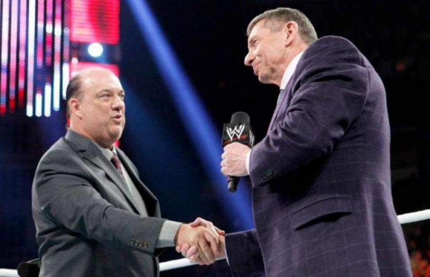 Why Vince McMahon allows Paul Heyman to have so much influence
