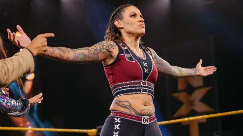 *Spoiler* Mercedes Martinez could be headed to the main roster